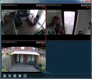 xeoma-multi-camera-view